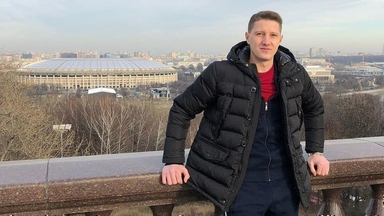 Сергей Чепчугов. Фото Instagram