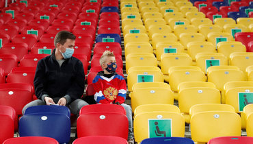 Вохможно, что российские болельщики смогут посетить матчи только вСанкт-Петербурге.