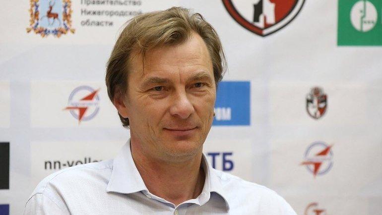 Дмитрий Фомин.