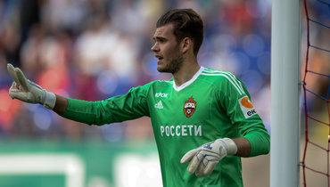 Помазун вернулся вЦСКА, вратарь «Зенита» перешел вУфу, Бабурин— в «Краснодаре»