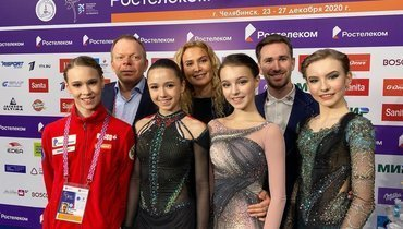 Тутберидзе хочет себе всю олимпийскую сборную. Скрытая интрига финала Кубка России