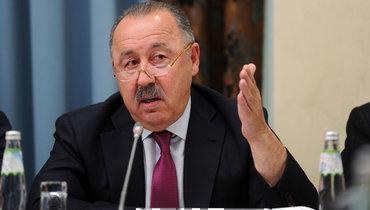 Газзаев— опровале российских команд веврокубках: «Развития нет совершенно»