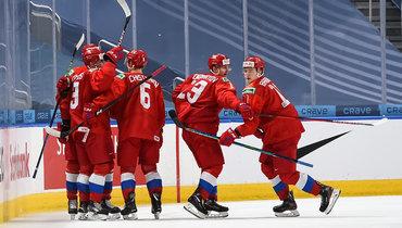 Официально: Россия примет молодежный чемпионат мира похоккею в2023 году