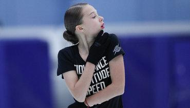 ФФКР отказалась принимать заявку фигуристки Синицыной нафинал Кубка России