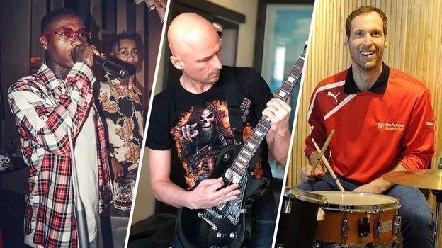 Судья Карасев зажег насцене главного фестиваля металлистов. Он исгитарой хорош