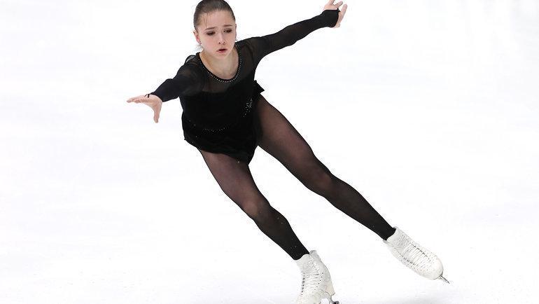 Камила Валиева. Фото Александр Федоров., «СЭ»