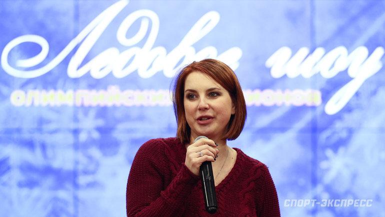 Ирина Слуцкая. Фото Дарья Исаева, «СЭ»