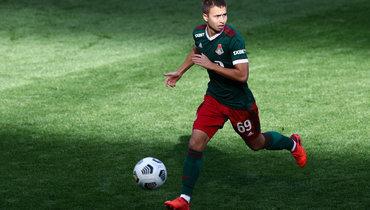 Футболист «Локомотива» заявил ожелании побороться зачемпионство