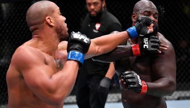 Сирил Ган победил Розенструйка вглавном поединке турнира UFC Fight Night 186