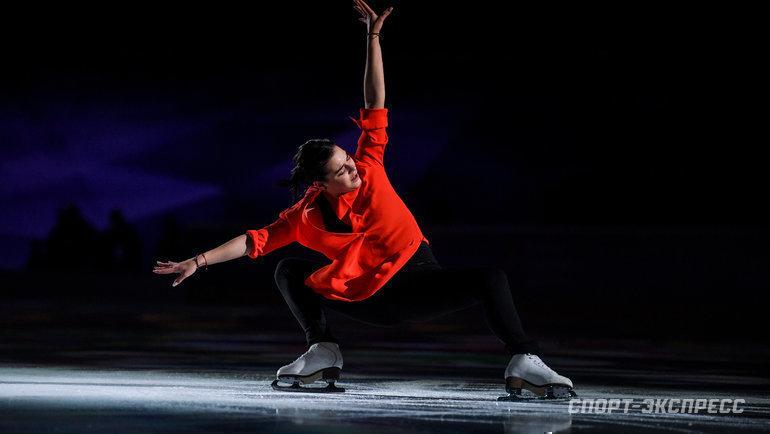 Аделина Сотникова. Фото Дарья Исаева, «СЭ»