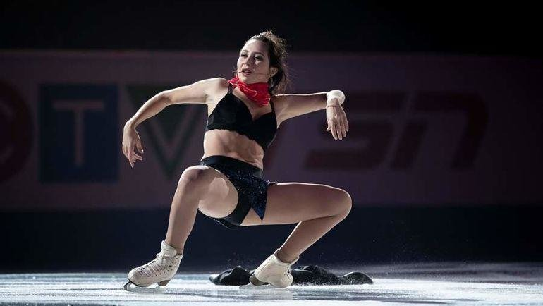 Елизавета Туктамышева. Фото AFP