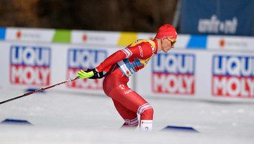 Тренер норвежцев раскритиковал поведение Большунова после финиша вкомандном спринте наЧМ