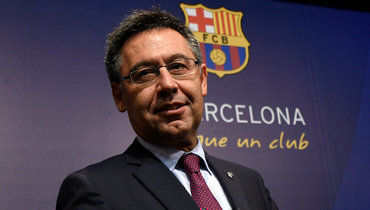 Источник: Бывший президент «Барселоны» Бартомеу арестован
