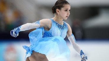 Валиева оценила свое выступление вфинале Кубка России