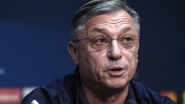 Златко Кранчар. Фото Reuters