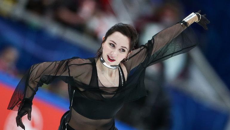 Елизавета Туктамышева. Фото Дарья Исаева, «СЭ»/Canon EOS 1DХ MarkII