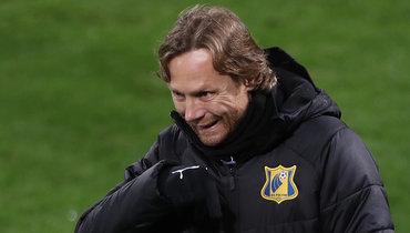 Валерий Карпин раскритиковал работу главного арбитра матча против «Зенита»