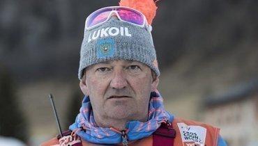 Тренер сборной России Крамер назвал фаворита вмужской эстафете наЧМ вГермании