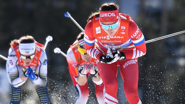 Юлия Ступак. Фото AFP