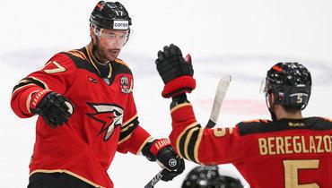 «Авангард» начнет плей-офф КХЛ серией с «Автомобилистом».