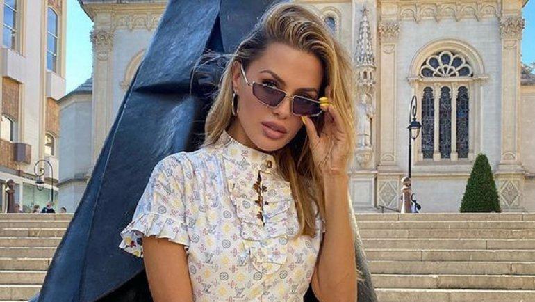 Виктория Боня. Фото victoriabonya, Instagram