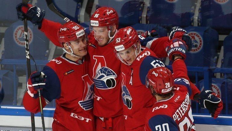 «Локомотив» начнет плей-офф КХЛ серией против «Йокерита». Фото ХК «Локомотив»