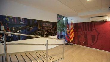 Судья будет рассматривать «Барселону», как потерпевшую сторону поделу Бартомеу