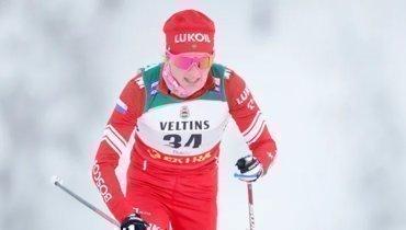 Йохауг выиграла индивидуальную гонку наЧМ, россиянка Сорина— пятая