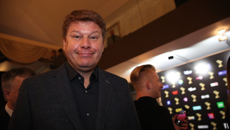 Дмитрий Губерниев. Фото Павел Бедняков / «Известия»