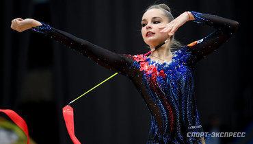 Арина Аверина стала победительницей чемпионата России вмногоборье