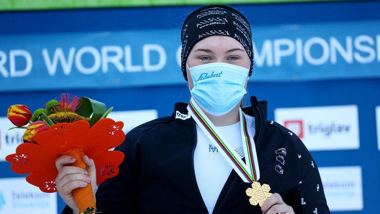 Софья Надыршина. Фото Reuters