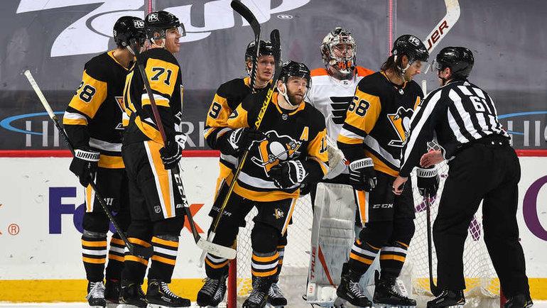 3марта. «Питтсбург»— «Филадельфия»— 5:2. Фото nhl.com