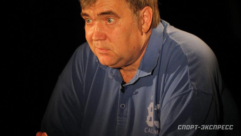 Юрий Розанов. Фото «СЭ»