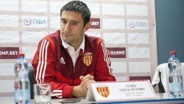 КДК оценил действия Гогниева как толчок идал ему 8 матчей дисквалификации