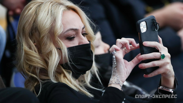 Яна Рудковская. Фото Дарья Исаева, «СЭ» / Canon EOS-1D X Mark II