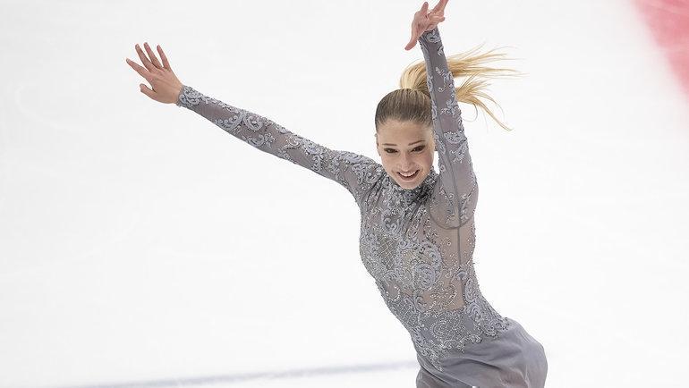 Мария Сотскова. Фото Ксения Нуртдинова