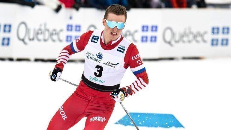 Денис Спицов. Фото AFP