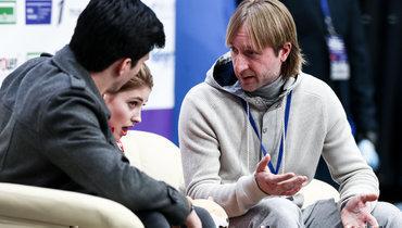 Ирина Роднина: «Косторная меняет тренеров, как перчатки. Может, проблема вней самой?