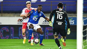 Магия Головина погасла. «Монако» проиграл впервые вгоду