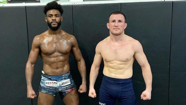UFC 259, Петр Ян — Алджамейн Стерлинг, прогноз Мераба Двалишвили — большое интервью. Спорт-Экспресс