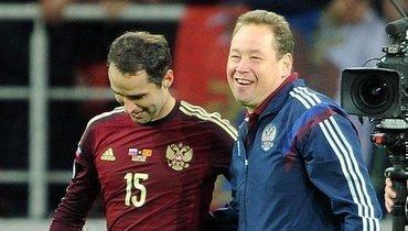 Широков назвал Слуцкого иКарпина оптимальными тренерами для «Спартака»
