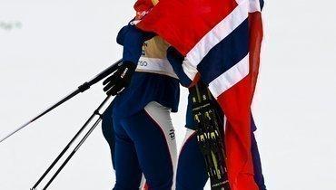 Норвежка Фоссесхольм рассказала опреимуществе над Россией вэстафете наЧМ