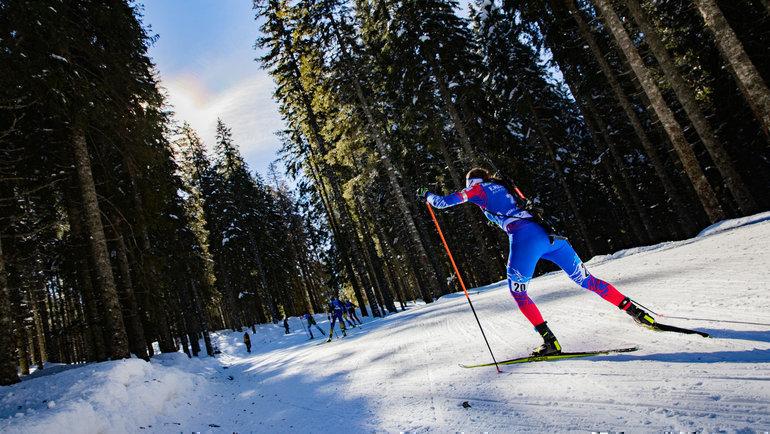 Российские биатлонистки немогут набрать форму. Фото СБР, biathlonrus.com