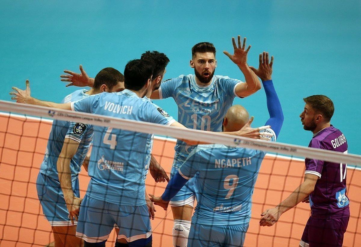 «Зенит» преодолел трудности? Перед ЧМ-2022 Казань примет полуфинал Лиги чемпионов