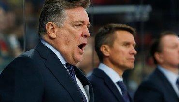 Канадский тренер «Металлурга» перед матчем с «Барысом» спел гимн России