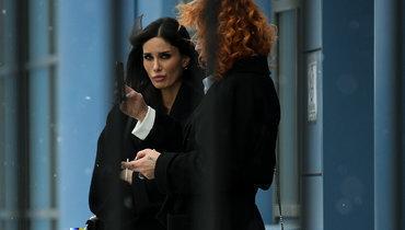 Жена Мамаева заявила, что неочень хорошо себя чувствует
