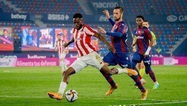 «Атлетик» сыграет с «Барселоной» вфинале Кубка Испании