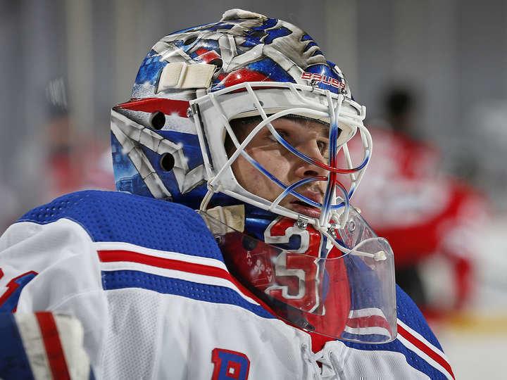 5марта. «Нью-Джерси»— «Рейнджерс»— 1:6. Игорь Шестеркин. Фото nhl.com