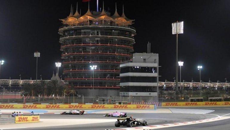 Трасса «Формулы-1» вБахрейне. Фото AFP