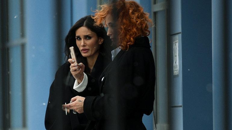 Алана Мамаева (слева). Фото Дарья Исаева, «СЭ»